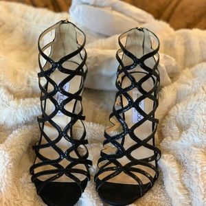 Jimmy Choo Madison Strappy Sandals